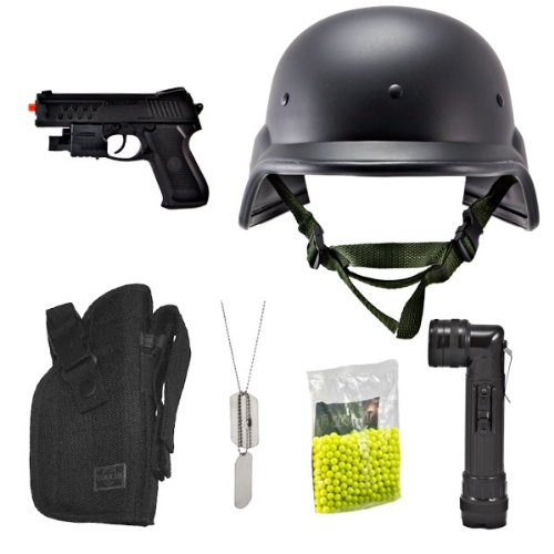 Airsoft Swat Set front-953564