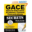 GACE Special Education Academic Content Concentrations Secrets Study Guide: GACE Test Review for the Georgia Assessments for the Certification of Educators