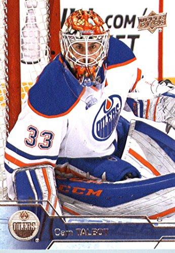2016-17-upper-deck-series-1-74-cam-talbot-edmonton-oilers-hockey-card