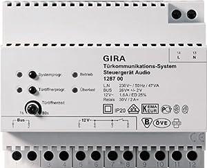 Gira 128700 Steuergerät Audio REG  BaumarktÜberprüfung und weitere Informationen
