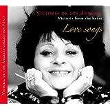 Victoria de los Ángeles. Victoria from the heart. Love songs
