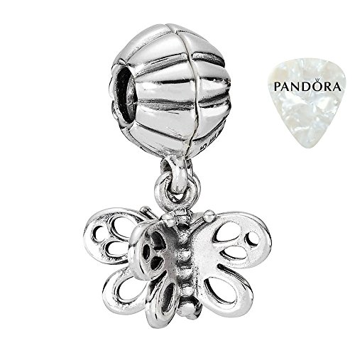 PANDORA Best Friends Forever Charm, Two Piece Bundle, with Pandora Clasp Opener