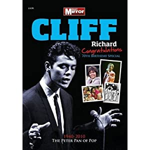 Cliff Richard - Congratulations 70th Birthday Special