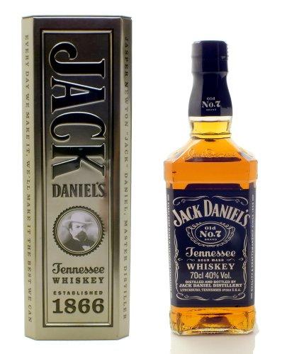 JACK DANIELS 40%0,7