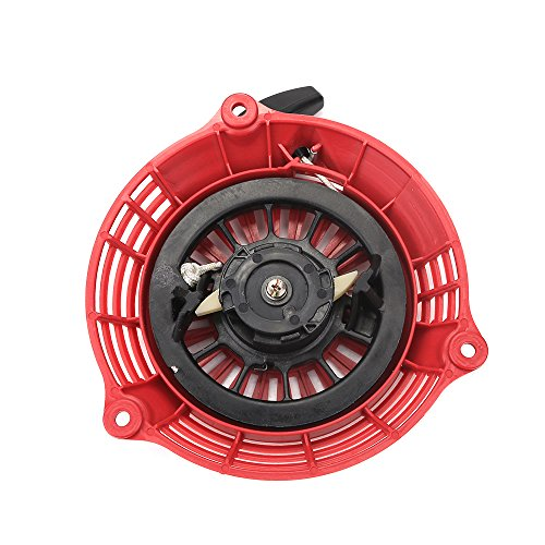 CISNO Recoil Rewind Starter Pull Starter for Honda GC135 GC160 GCV135 GCV160 EN2000 Generator replaces 28400-ZL8-023ZA 28400-ZL8-013ZA 284400-ZM0-003 (Excell 2500 Pressure Washer Parts compare prices)