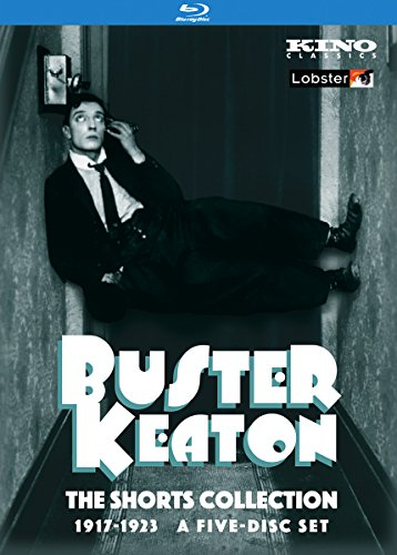 Buster Keaton: The Shorts Collection 1917-1923 (5 Discs) [Blu-ray]