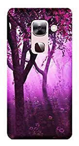 Wow Premium Design Back Cover Case For LeEco Le Max 2