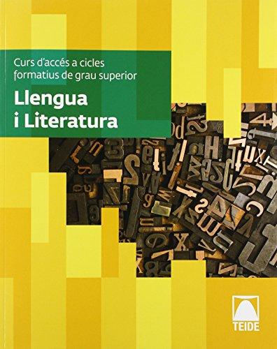 Llengua i literatura. Curs d'accés a cicles formatius de grau superior (CACFS)