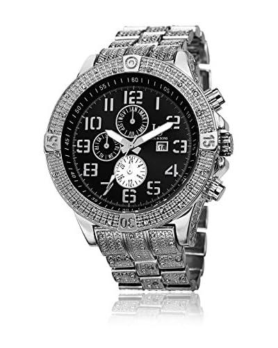 Joshua & Sons Reloj con movimiento cuarzo suizo   51 mm