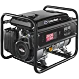 PowerBoss 30627 1150-watt Gas Powered Portable Generator with Briggs & Stratton 250 Powerbuilt OHV 79cc Engine and Low Oil Shutdown
