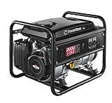 PowerBoss 30627 1150-watt Gas Powered Portable Generator with Briggs & Stratton 250 Powerbuilt OHV 79cc Engine and Low Oil Shutdown