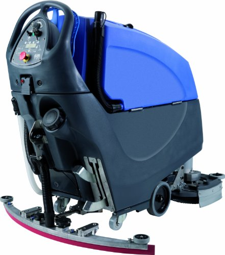 Nacecare Ttv5565 Battery Automatic Scrubber, 200 Rpm, 22.5 Gallon Capacity, 0.75Hp, 3.5 Hrs Run Time front-382480