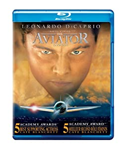 The Aviator / L'Aviateur (Bilingual) [Blu-ray]