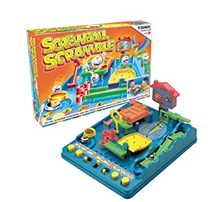 Tomy Screwball Scramble Game Toy by Tomy