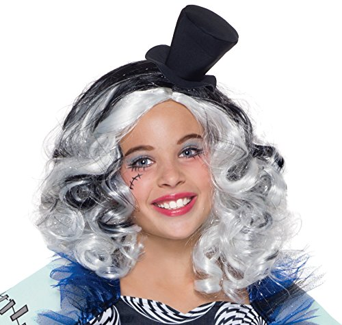 Rubie's Costume Monster High Freak du Chic Frankie Stein Child Wig