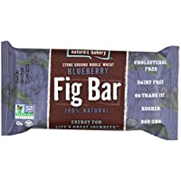 Natures Bakery Fig Bar Whole Wheat Blueberry 12-Pack