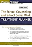 img - for The School Counseling and School Social Work Treatment Planner book / textbook / text book