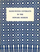 Hand-Woven Coverlets in the Newark Museum by…
