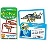 Dinosaur Mighty Match Challenge Cards
