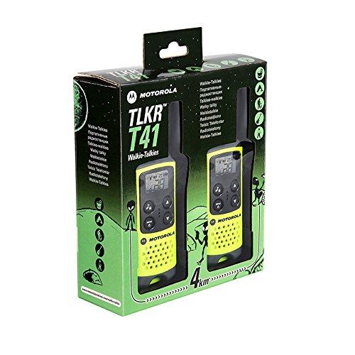 Motorola 188042 walkie talkie TLKR T41 Verde