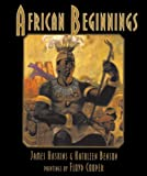 African Beginnings (0061136123) by Haskins, James