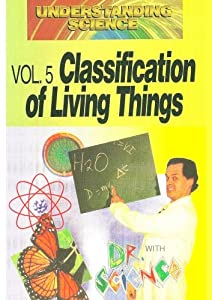 Understanding Science: Classification of Living Things DVD