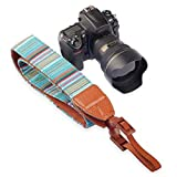 YAOCAN Vintage Bohemia Camera Shoulder Neck Belt Strap For SLR DSLR Canon Nikon Sony