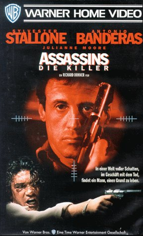 Assassins - Die Killer [VHS]