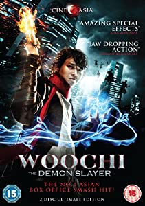 Woochi - The Demon Slayer [DVD]