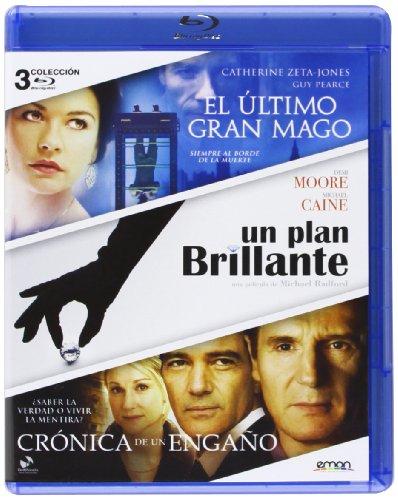 Pack: El Último Gran Mago + Crónica De Un Engaño + Un Plan Brillante [Blu-ray]
