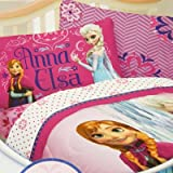 Disney Frozen Sister Love Sheet Set, Twin