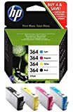 HP No.364 Combo Pack Ink Cartridge (Discontinued by Manufacturer)