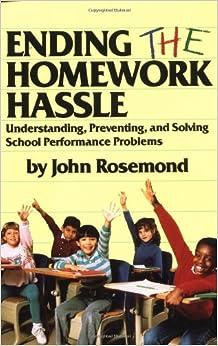 john rosemond and homework