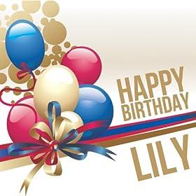 Happy birthday lily the happy kids band amazon co uk mp3 downloads
