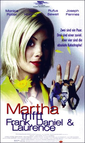 Martha trifft Frank, Daniel und Laurence [VHS]