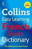 Collins Easy Learning French Study Dictionary with IPA (French and English Edition) (0007266898) by Gardner, Laurence