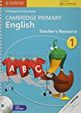 img - for Cambridge Primary English Stage 1 Teacher's Resource Book with CD-ROM (Cambridge International Examinations) book / textbook / text book