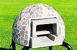 家庭用石窯 プチドームカバーセット (ナチュラル)