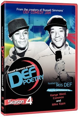 Russell Simmons Presents Def Poetry: Season 4