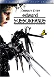 echange, troc Edward Scissorhands (Full-Screen Edition) [Import USA Zone 1]