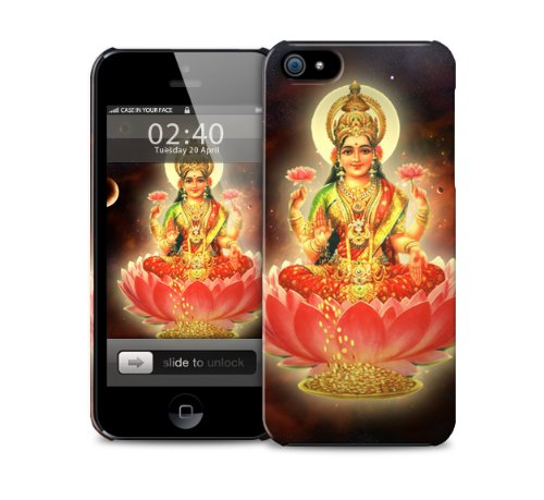 lakshmi-hindu-goddess-ultra-slim-fit-plastic-protective-hard-back-phone-case-cover-for-iphone-6-plus