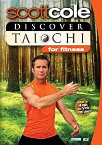 Discover Tai Chi for Fitness [DVD] [2013] [Region 1] [US Import] [NTSC]