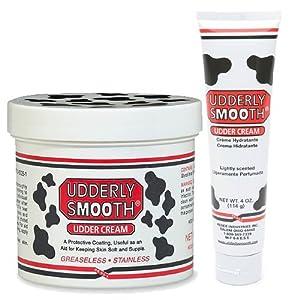 Udderly Smooth Duo Pack, Udder Body Cream Plus Udder Cream, 16 Ounce