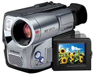 "Samsung SCL700 Hi8 Camcorder with 2.5"" LCD"