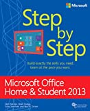 img - for Microsoft Office Home and Student 2013 Step by Step book / textbook / text book