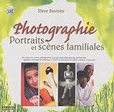 Photo du livre Photographie - Portraits et scènes familiales