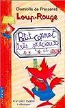Loup-Rouge : Petit carnet très précieux et secret