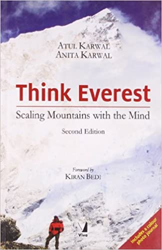 Think Everest: Scaling Mountains with the Mind 2nd Edition price comparison at Flipkart, Amazon, Crossword, Uread, Bookadda, Landmark, Homeshop18