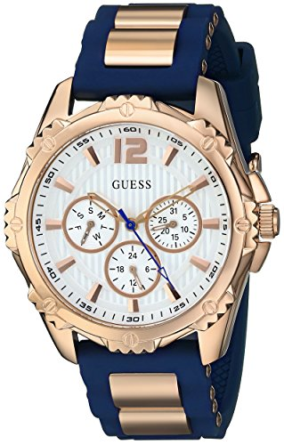 GUESS Women's U0325L8 Sporty Multi-Function Comfortable