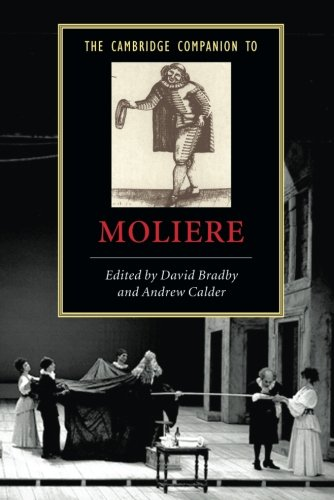 The Cambridge Companion to Moliere (Cambridge Companions to Literature)